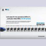 «distance of distraction» pour lutter contre les distracteurs au volant
