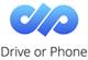 Drive or phone