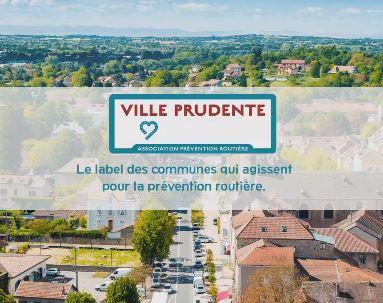 L'association Prévention Routière dévoile les 76 nouvelles communes labellisées « Ville Prudente »