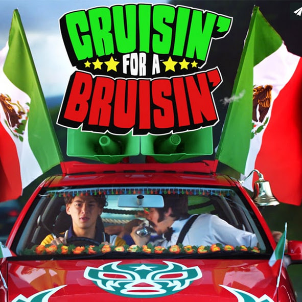 « Cruising for a bruising » : Croisière pour une ecchymose