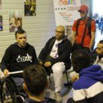 PARIS Sensibilisation au handicap et aux conséquences de l'accident