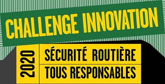 Challenge innovation Sécurité routière